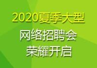 2020夏季网络招聘会
