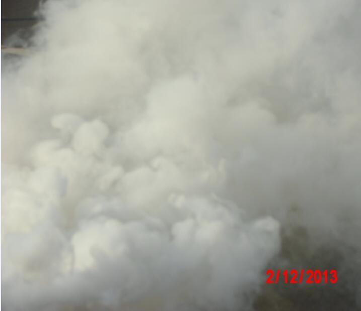 烟雾发生器效果图片